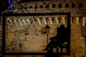 Vaade Krakowi barbakaanile