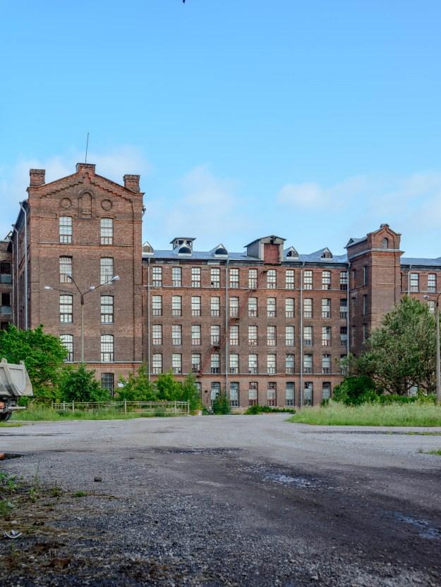 Kreenholmi Joala vabriku hoone