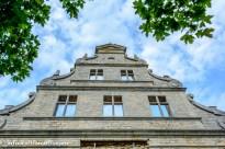 Ungru lossi varemed