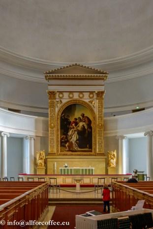 Helsinki Toomkiriku altar