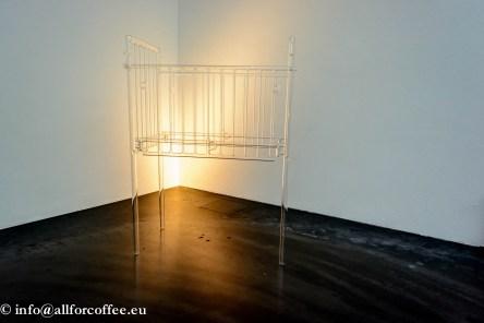 "Mona Hatoum - ""Silence"" 1994"