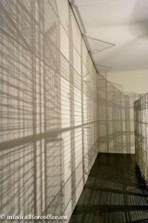 "Mona Hatoum - ""Light Sentence"" 1992"