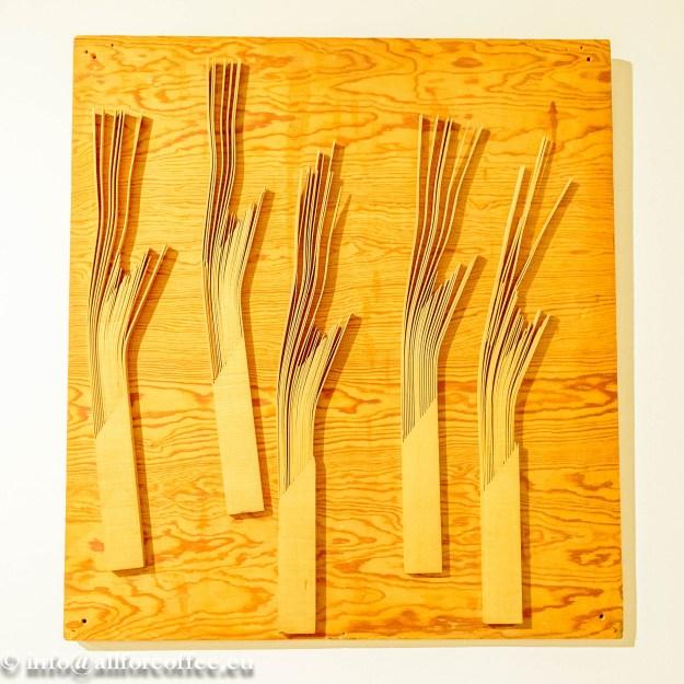 Alvar Aalto eksperimentaalsed puidureljeefid