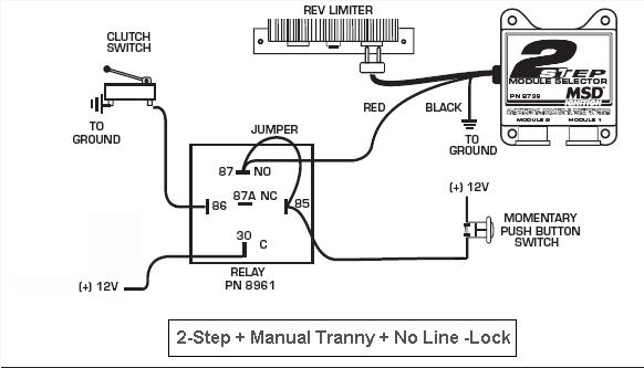 Need Help Wiring An MSD 6AL-2