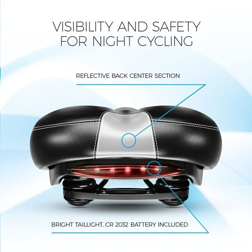 provelo Most Comfortable Bike Seat for Men Women BEST