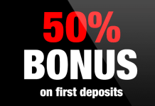 50% Welcome Bonus OloFX