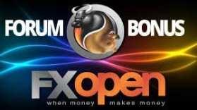 Earn Money by Forum Posting FXOpen Bonus for posting