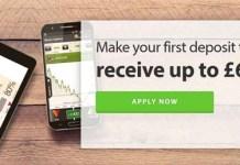 60% Binary Deposit bonus For First Deposit