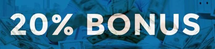 BMFN Deposit bonus