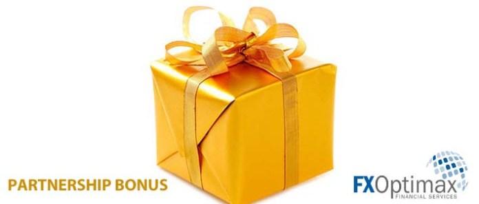 Up to 50% Partnership Forex Bonus
