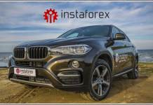 InstaForex Live Forex-Contest - Win BMW X6 from InstaForex