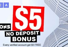 BINARY OPTIONS $5 NO-Deposit