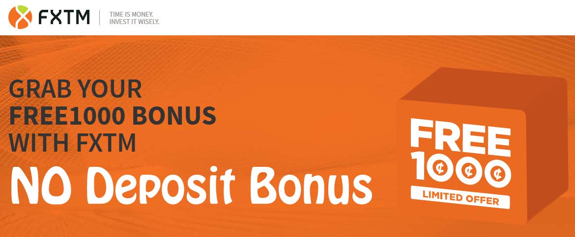 No deposit bonus forex march 2016