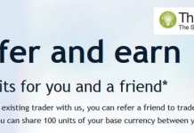 Refer a Friend and earn 50 units