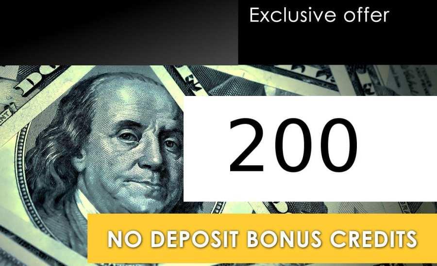 200 Free Credits Bonus - Optionsxo