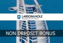 larson&holz no deposit bonus