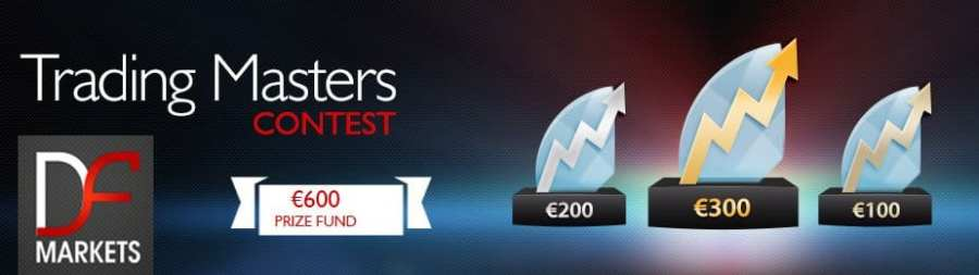 DF Markets Trading Masters Monthly Contest