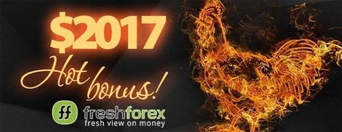 2017 new year bonus freshforex