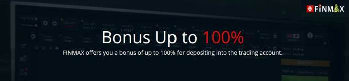 Finmax Options Deposit Bonus