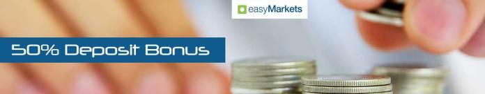 easymarkets deposit bonus
