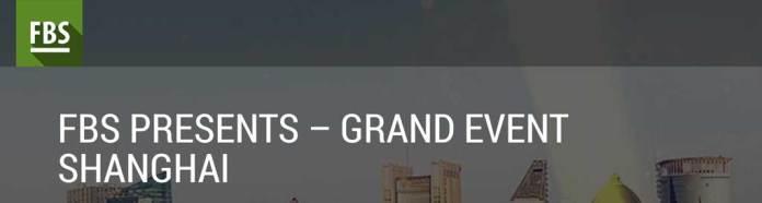Grand Shanghai Event fbs