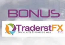 TradersTFX deposit bonus