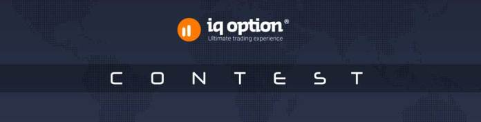 iq option trader contest