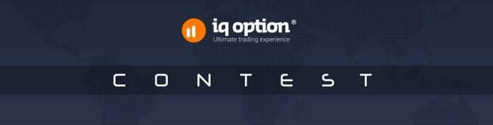 iq option trader contest