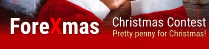 christmas FXOPEN Demo contest
