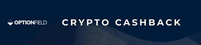 optionfield Crypto Cashback