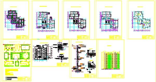 17-ти этажный многоквартирный панельный жилой дом