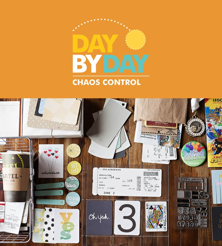 Day by Day - Chaos Control with Allison Waken