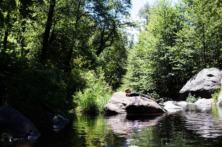 Travel Tuesday - Oak Creek Canyon in Sedona, AZ with video!