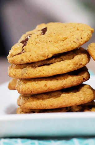Pumpkin Pancake Chocolate Chip Cookies – Gluten Free or Not