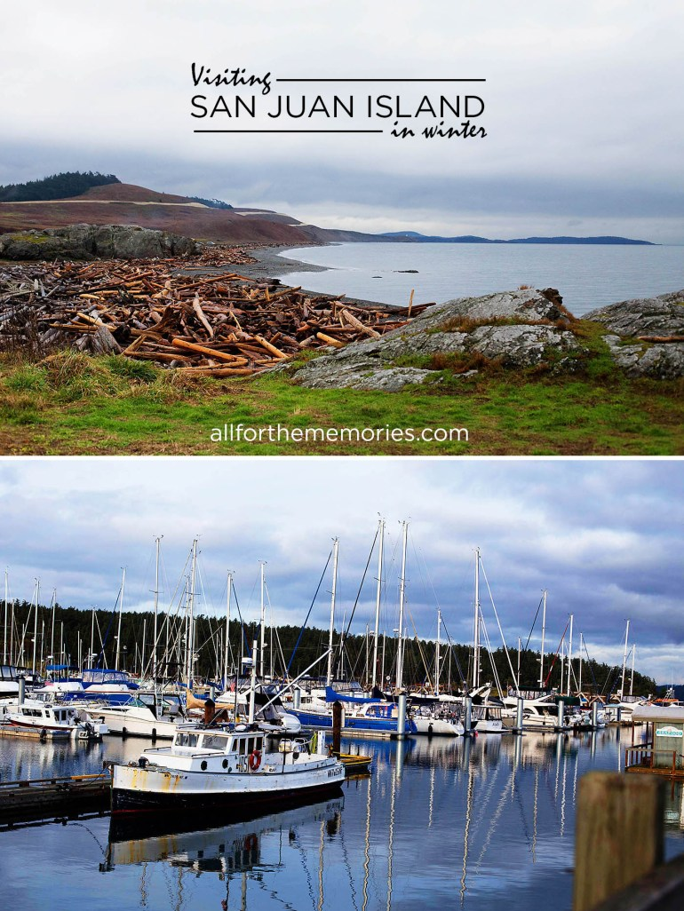 Visiting San Juan Islands (off of Washington) in the winter
