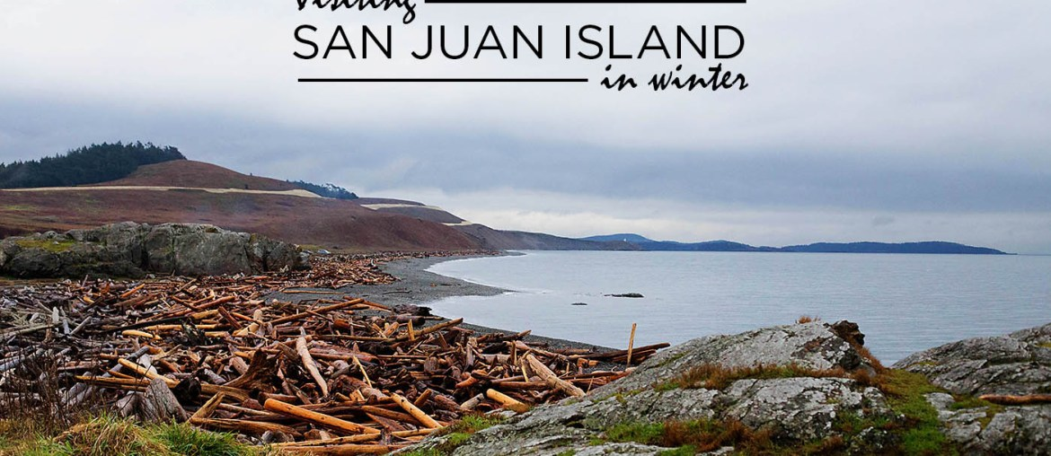 Visiting San Juan Islands in winter