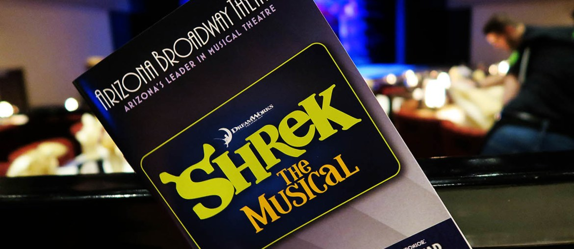 Shrek the Musical at Arizona Broadway Theatre