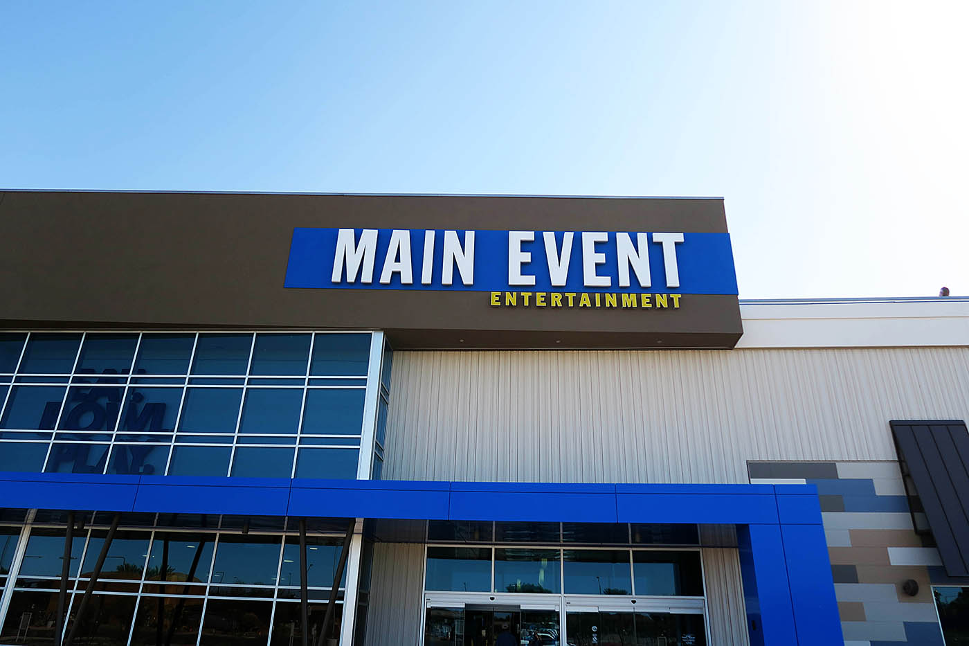 Main Event for family fun