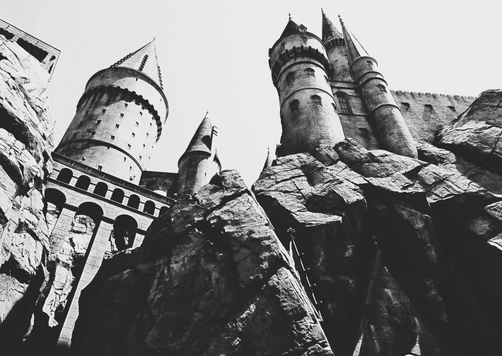 Wizarding World of Harry Potter in Hollywood
