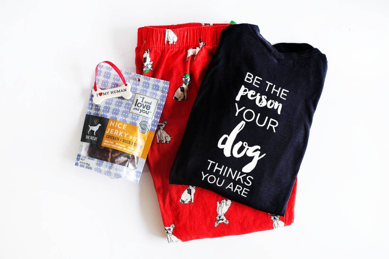 """DIY dog phrase tee or printable and gift idea! """"Be the person your dog thinks you are"""""""