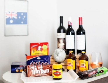 Cost Plus World Market Australian Open Watch Party complete with Australian foods!