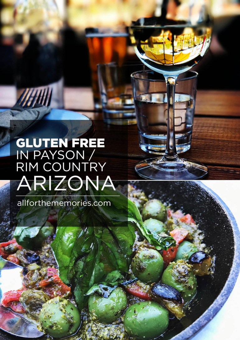 Gluten free in Payson / Rim Country Arizona