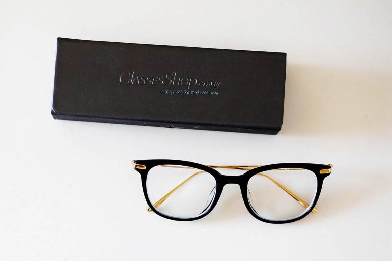 Glasses from GlassesShop.com - Sagittarius Rectangle