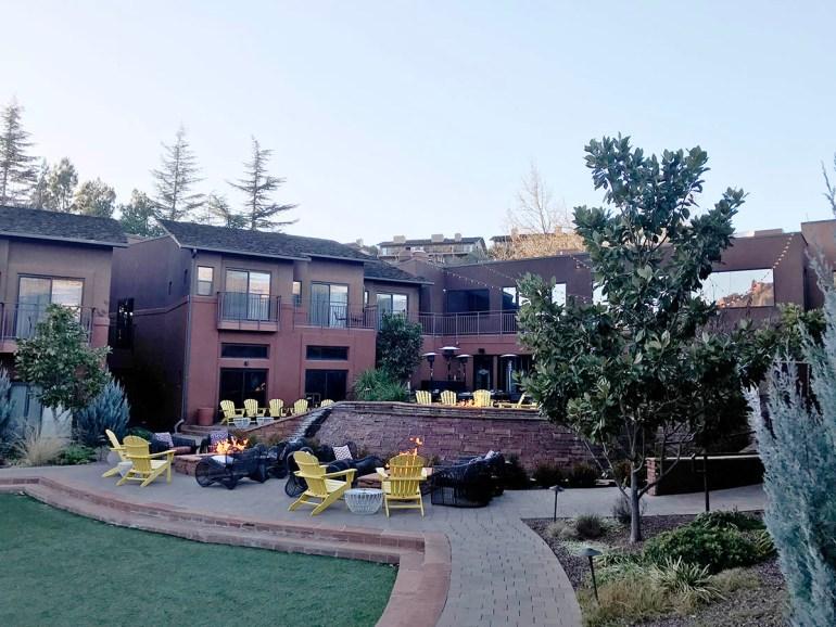 10 reasons to stay at the Amara Resort & Spa in Sedona, AZ (as if the view isn't reason enough)