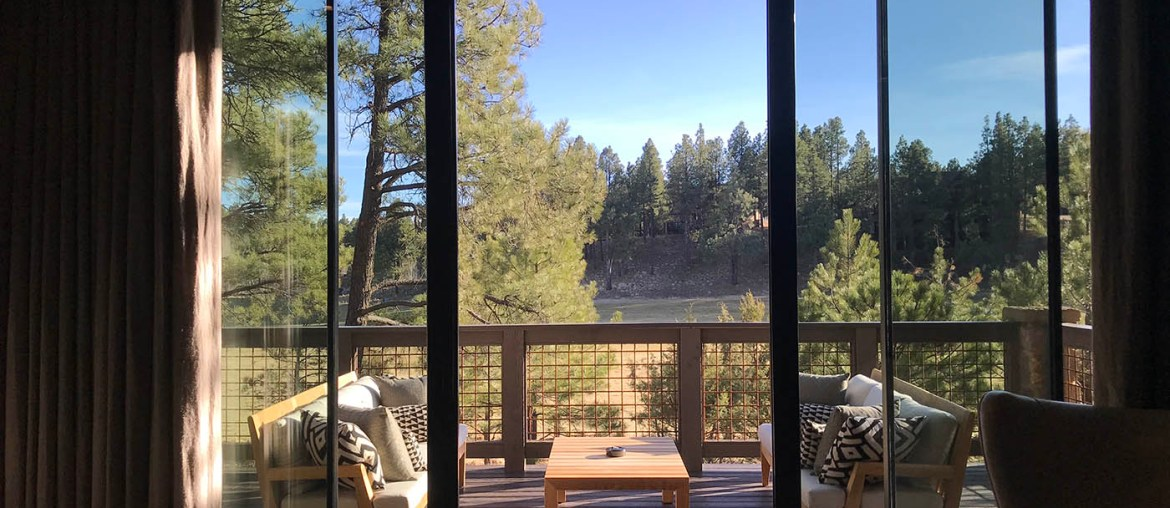 The Club Cabin at Pine Canyon in Flagstaff, AZ