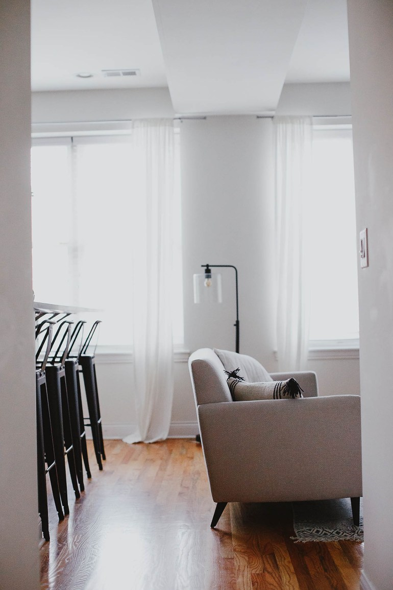Homeaway condo for multigenerational family vacation in Chicago, IL