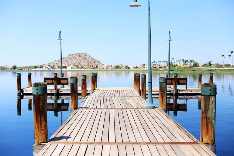 Resident for a Day at Estrella Master Planned Community in Goodyear, AZ