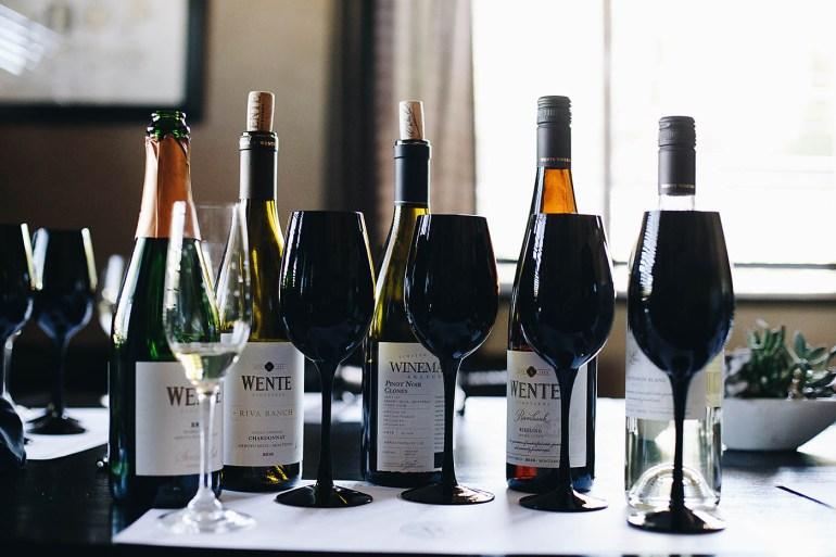 Wine Tasting in Livermore California
