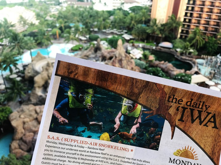 Disney Aulani Tips & Favorites