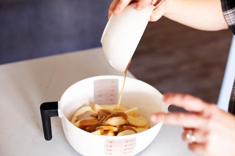 The BEST gluten-free apple crisp recipe